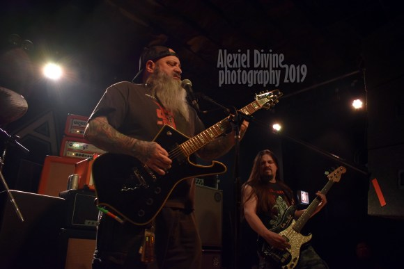 Crowbar Live in Chicago