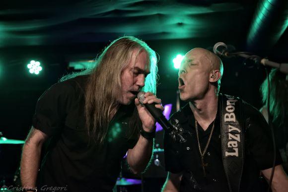 Lazy Bonez & Blowtorch live in Pori, Finland