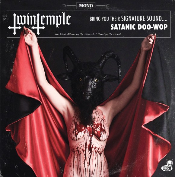 Twin Temple – Bring You Their Signature Sound…Satanic Doo-Wop