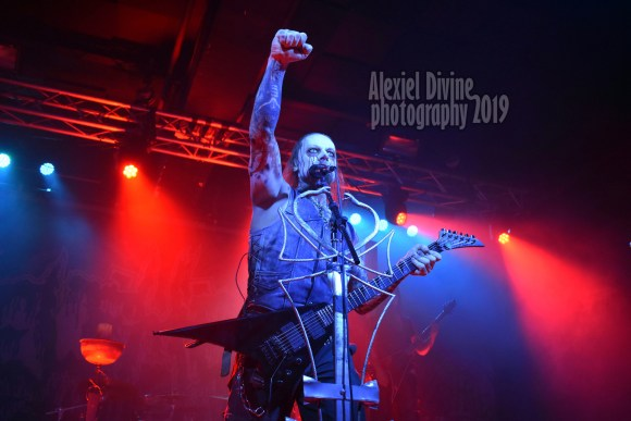 Belphegor Live in Chicago – Devastation On The Nation Tour
