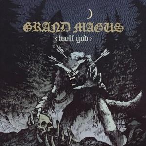 Grand Magus - Wolf God - Artwork