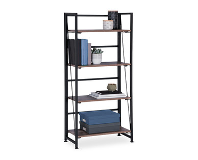 Sohl Furniture 4 Tier Folding Bookshelf Aldi Usa