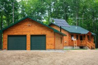 Living In A Cabin Off The Grid | Joy Studio Design Gallery ...
