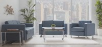 Contemporary Reception Area Seating
