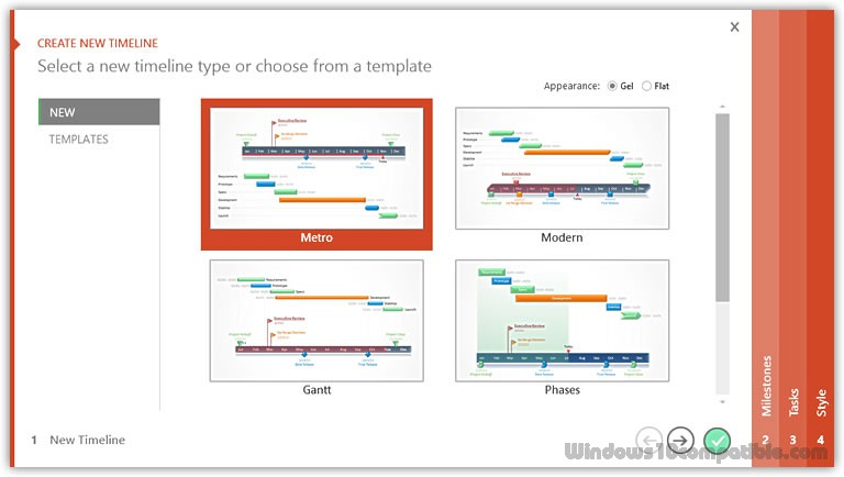 Office Timeline Free Edition 316 Free download