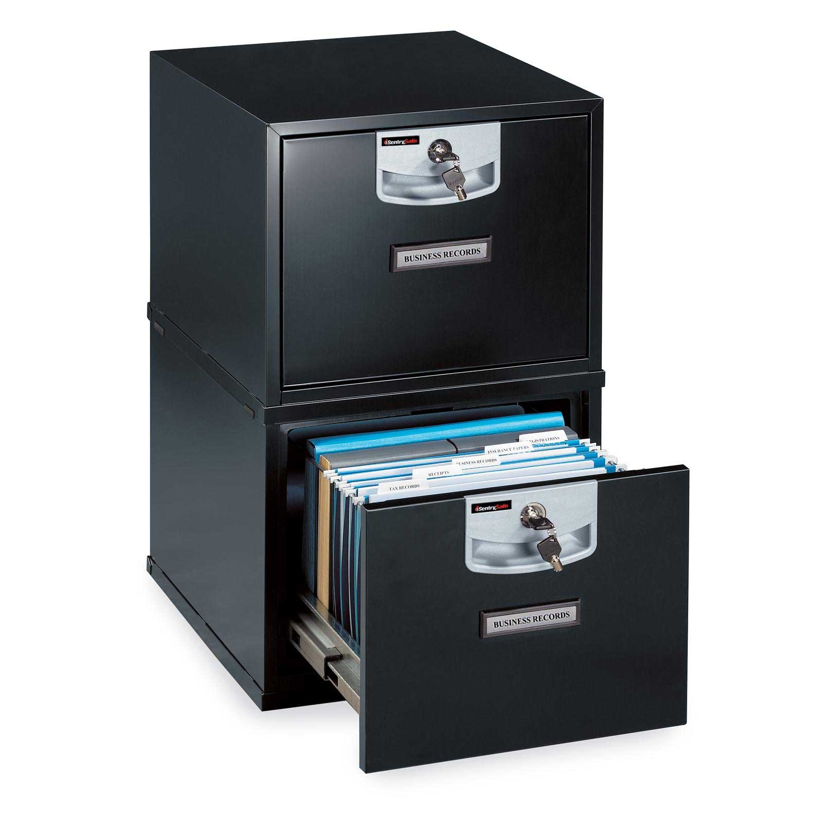 fire proof file cabinet used