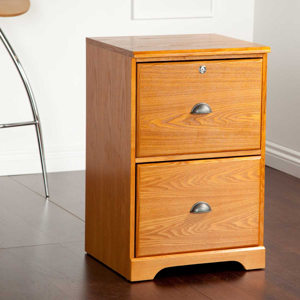 2 Drawer Filing Cabinet Wood Filing Cabinet 2 Drawer Ideas