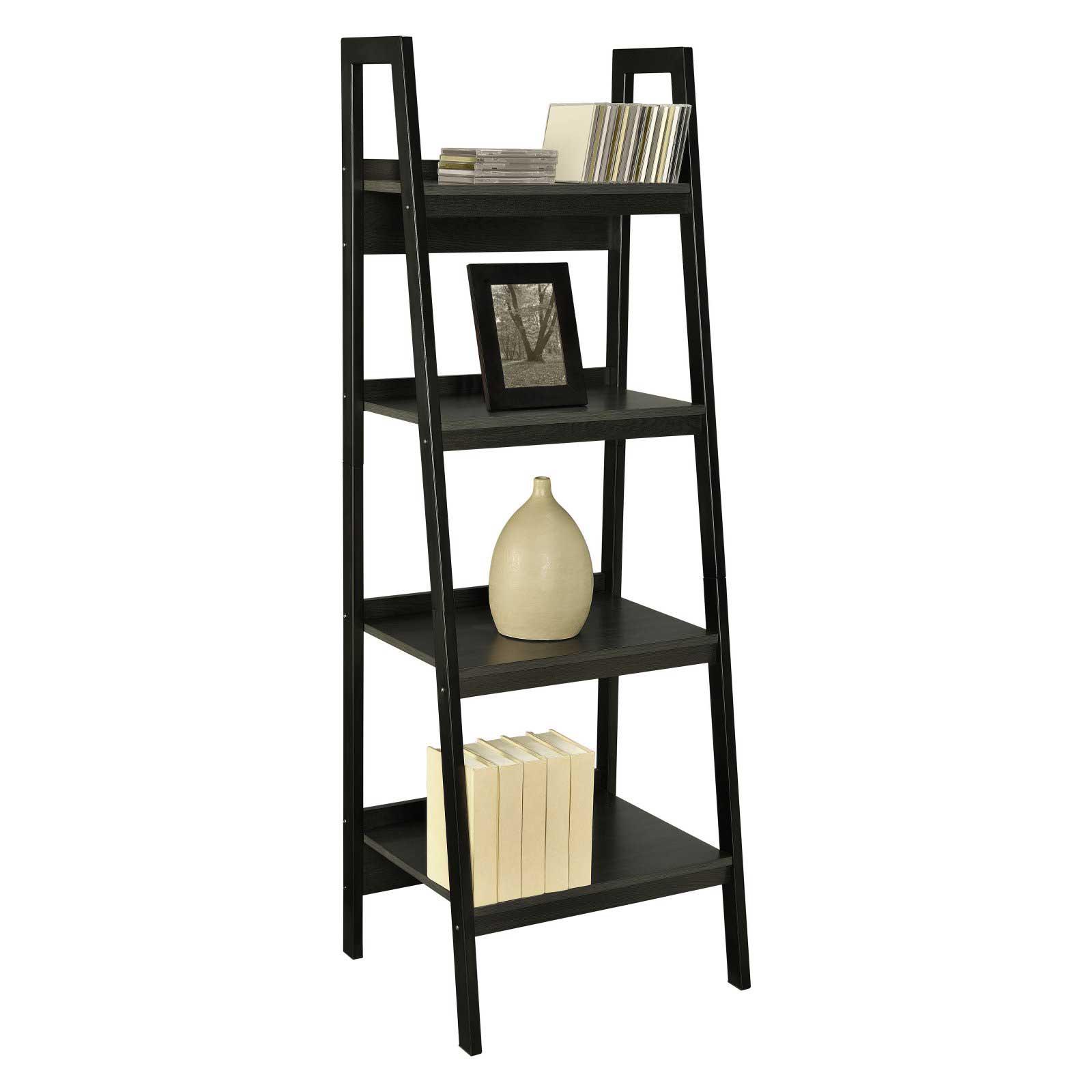 Plans To Build Leaning Ladder Bookshelf Plans Pdf Plans
