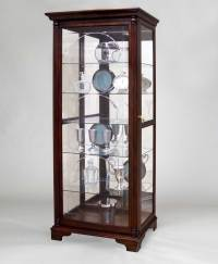 Pin Curio-cabinets on Pinterest