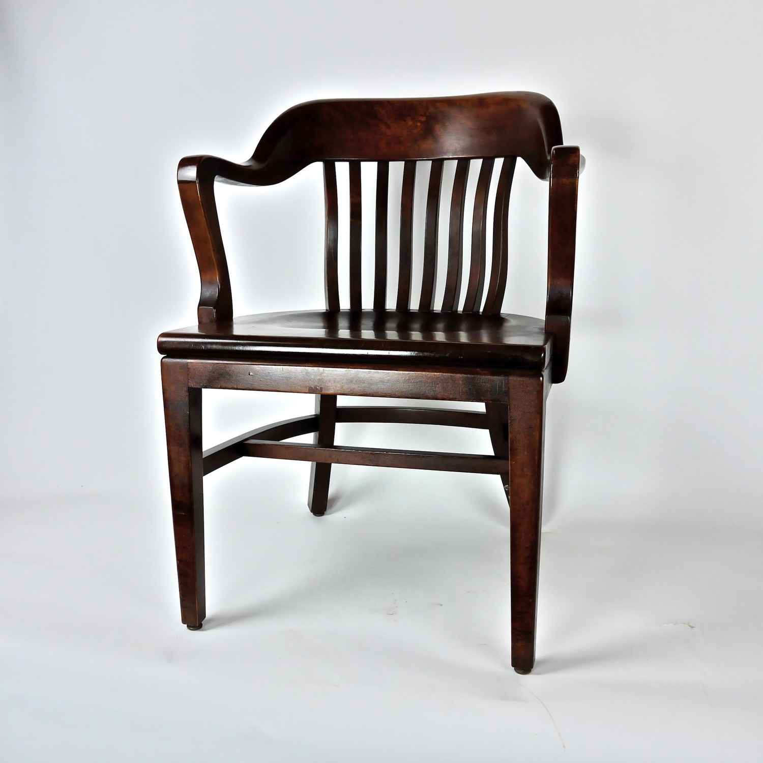 Looking For Chairs Wood Antique Office Chair For Vintage Look