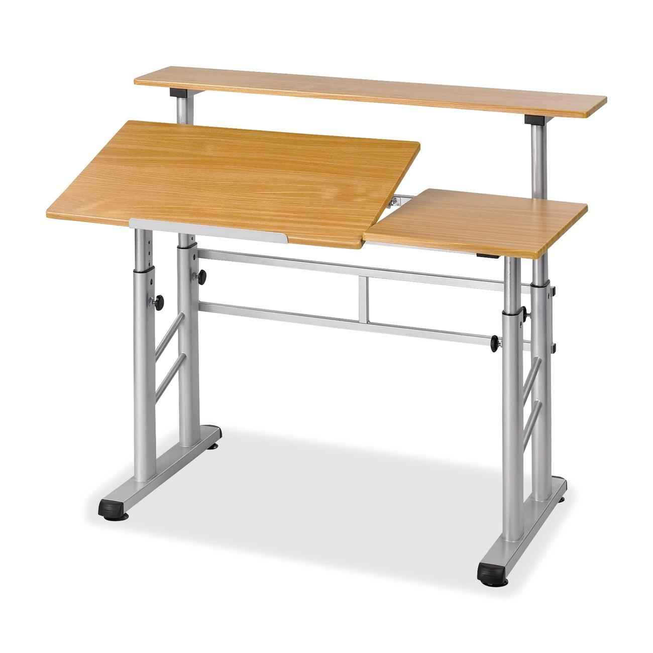 Drafting Table Design Adjustable Drafting Table Plans Office Furniture