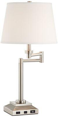 Desk Lamps With Usb Ports Inspiration | yvotube.com