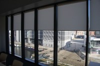 How different types of office window blinds can change a ...