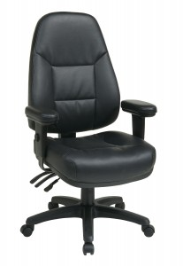 What Is The Best Office Star Leather Chair The Complete
