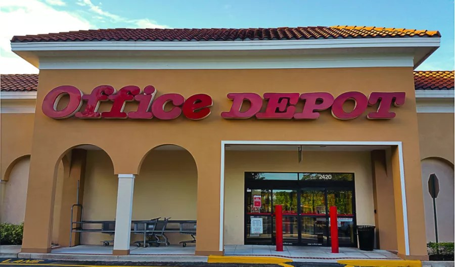 Office Depot In Palm Beach Gardensfl 2420 Pga Boulevard
