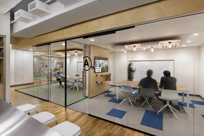 Sala Set Second Hand Wework New York City Cowork Office | Office Design Gallery