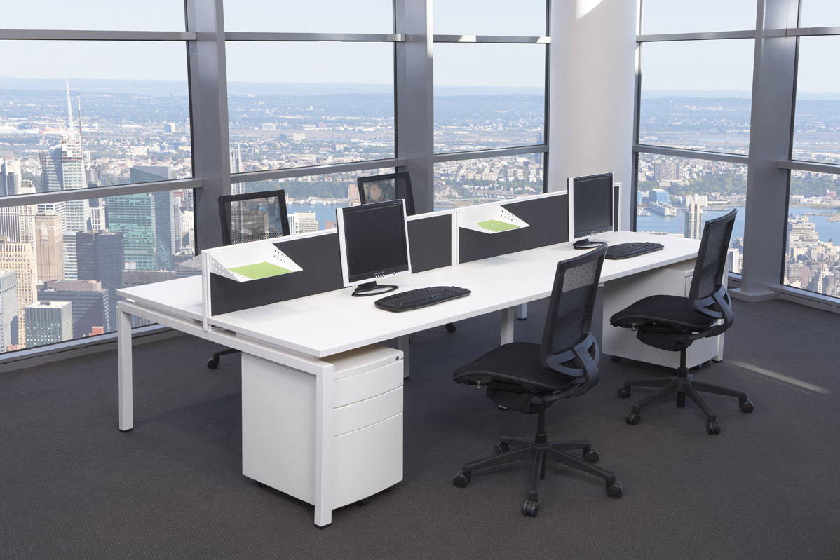 Workstation Furniture Classic Range Of Office Desks From Office Domain
