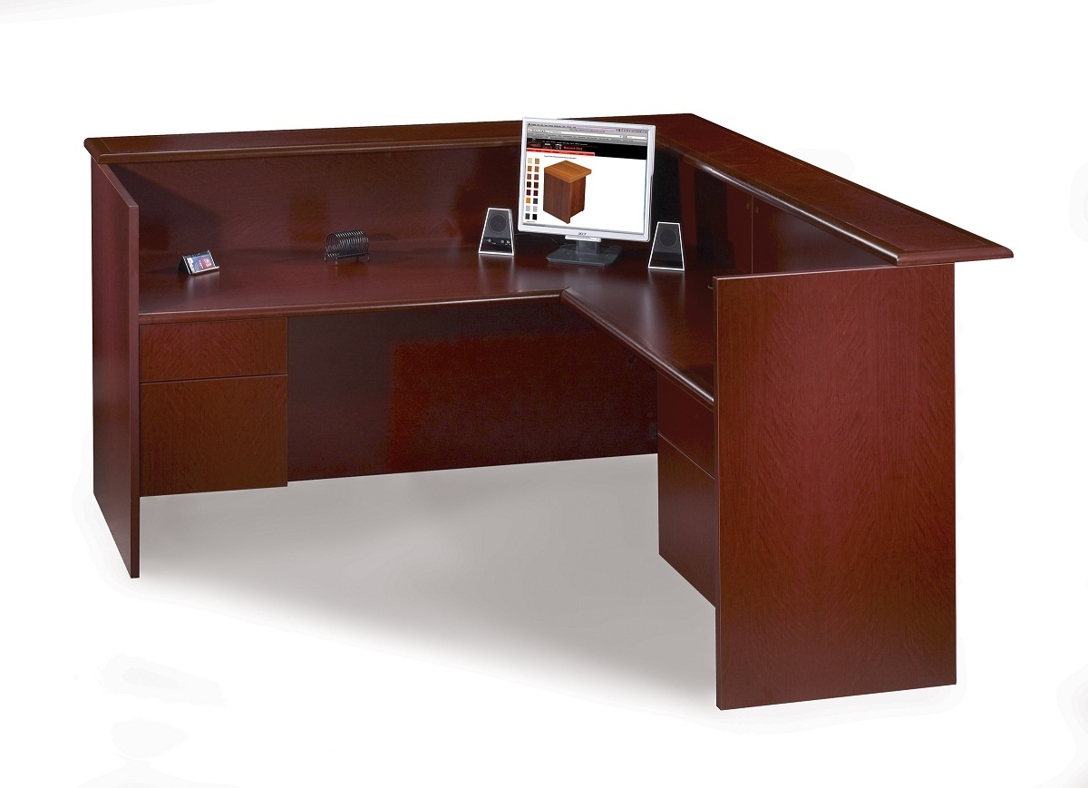 Reception Furniture Lariat Series Reception Desk Office Furniture By Kb