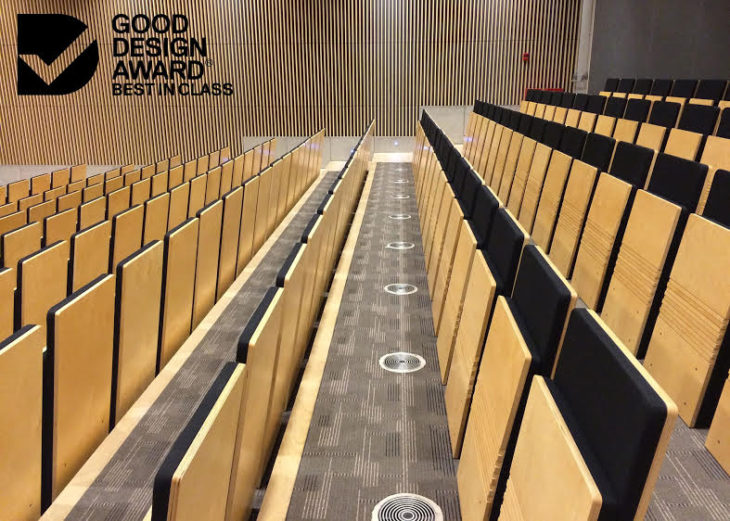 Sedia Systems Jumpseat Wins 2018 Australia Good Design Award Officeinsight - Sedia Katalog 2018