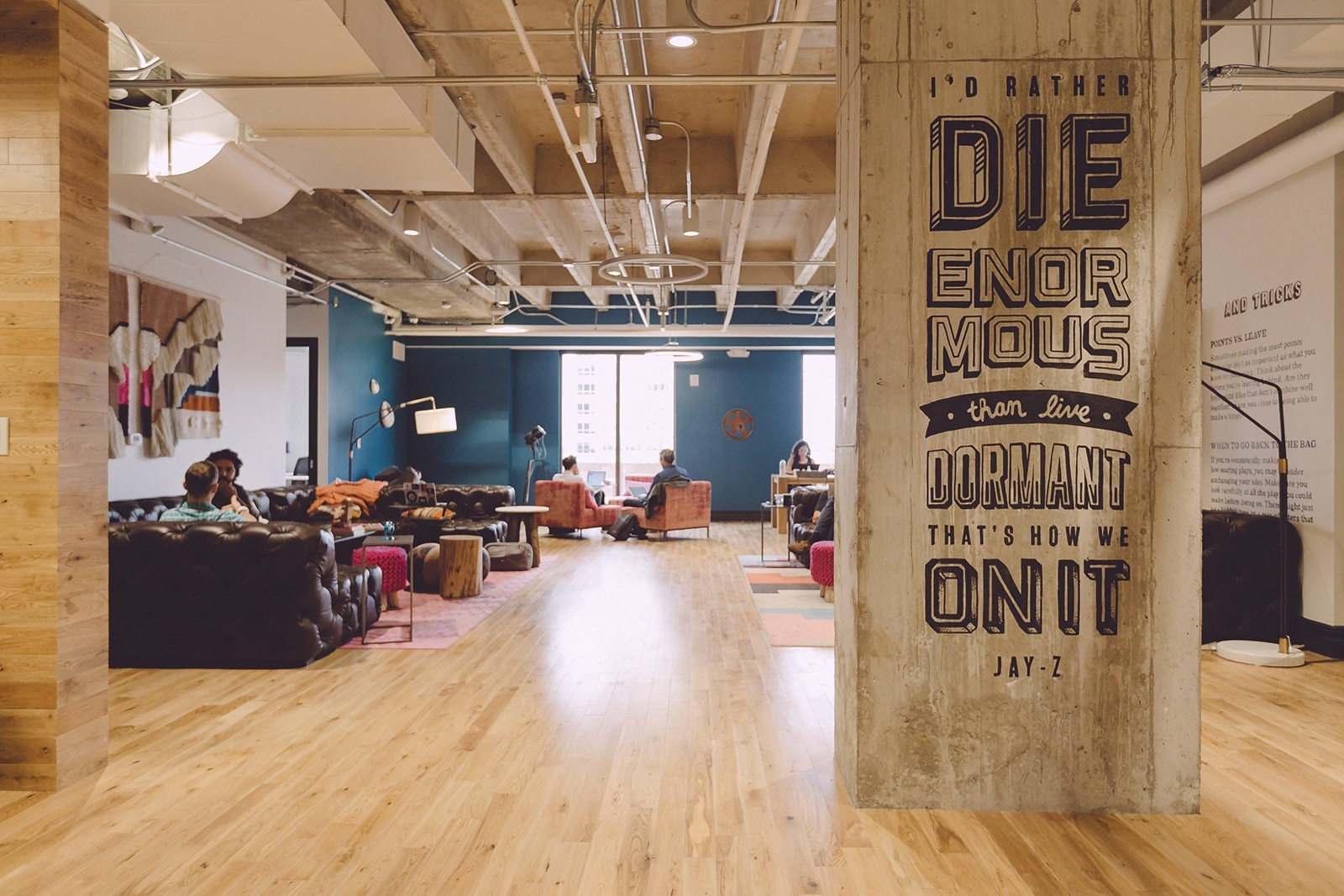 Designer Bureau Professionnel An Exclusive Look Inside Wework Coworking In Austin