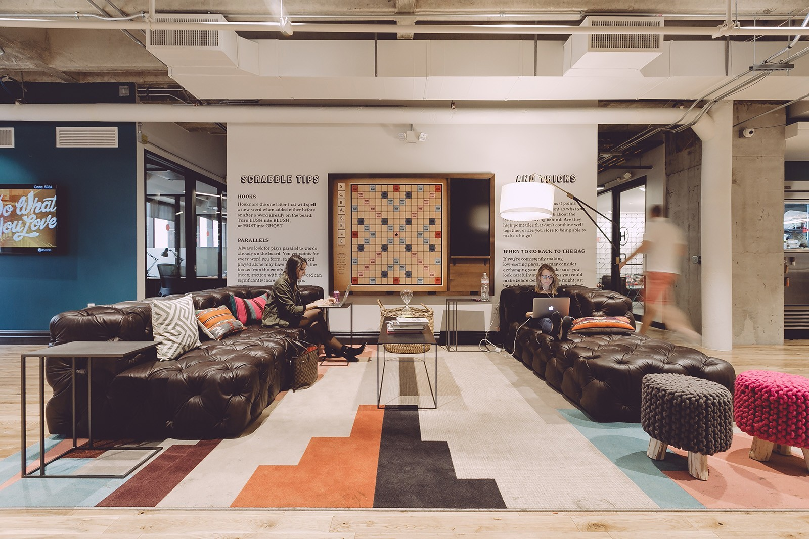 Best Office Decoration An Exclusive Look Inside Wework Coworking In Austin