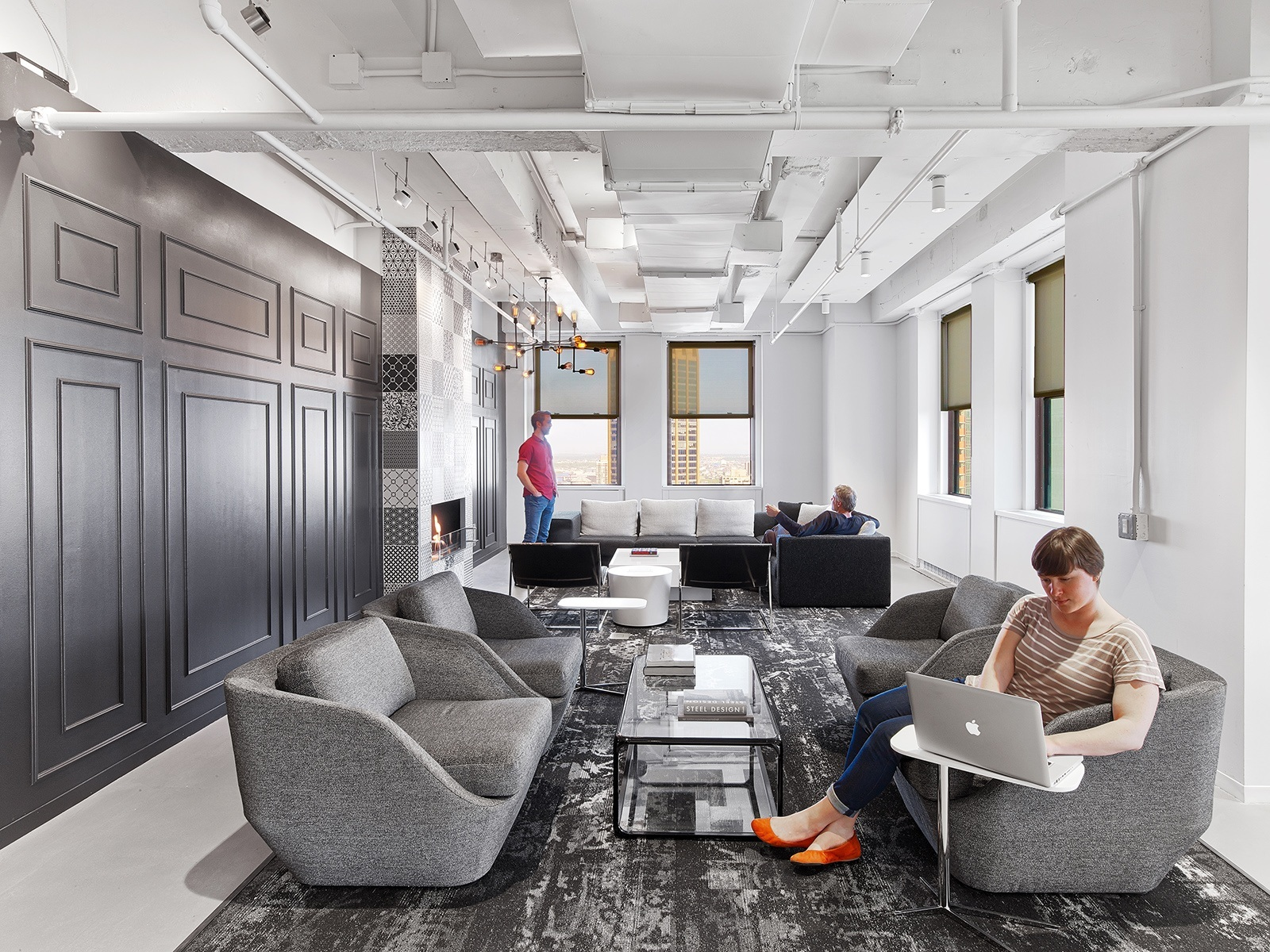 Interieur Design Bedrijf A Tour Of Linkedins Beautiful New York City Office