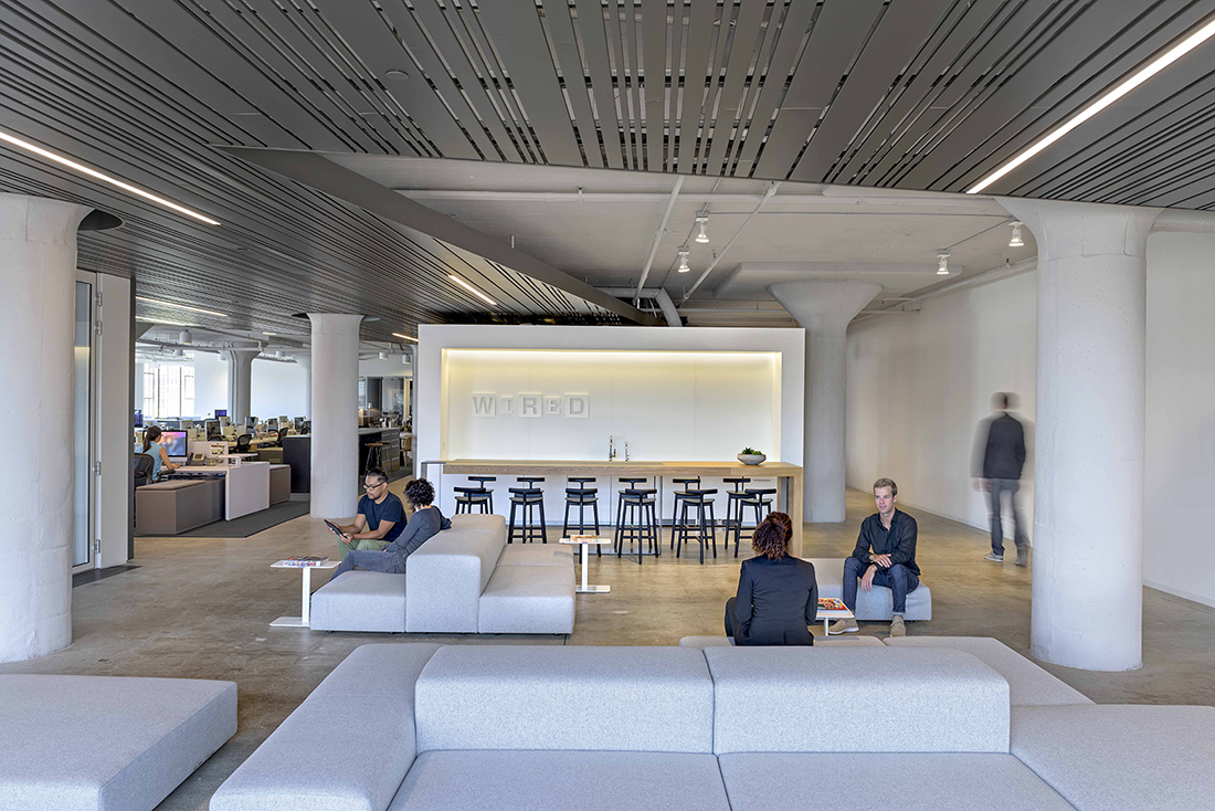 Interior Design Firms San Diego A Tour Of Wired's New Sleek San Francisco Headquarters