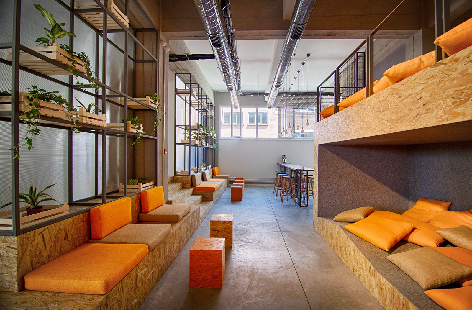 Cogal Home A Tour Of Habitas Istanbul Coworking Hub Officelovin 39