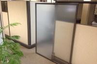 Cubicle Doors Sliding - Sliding Door Designs
