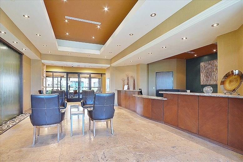 Furnished/Wired Office Space Las Vegas @ 5940 S Rainbow Blvd