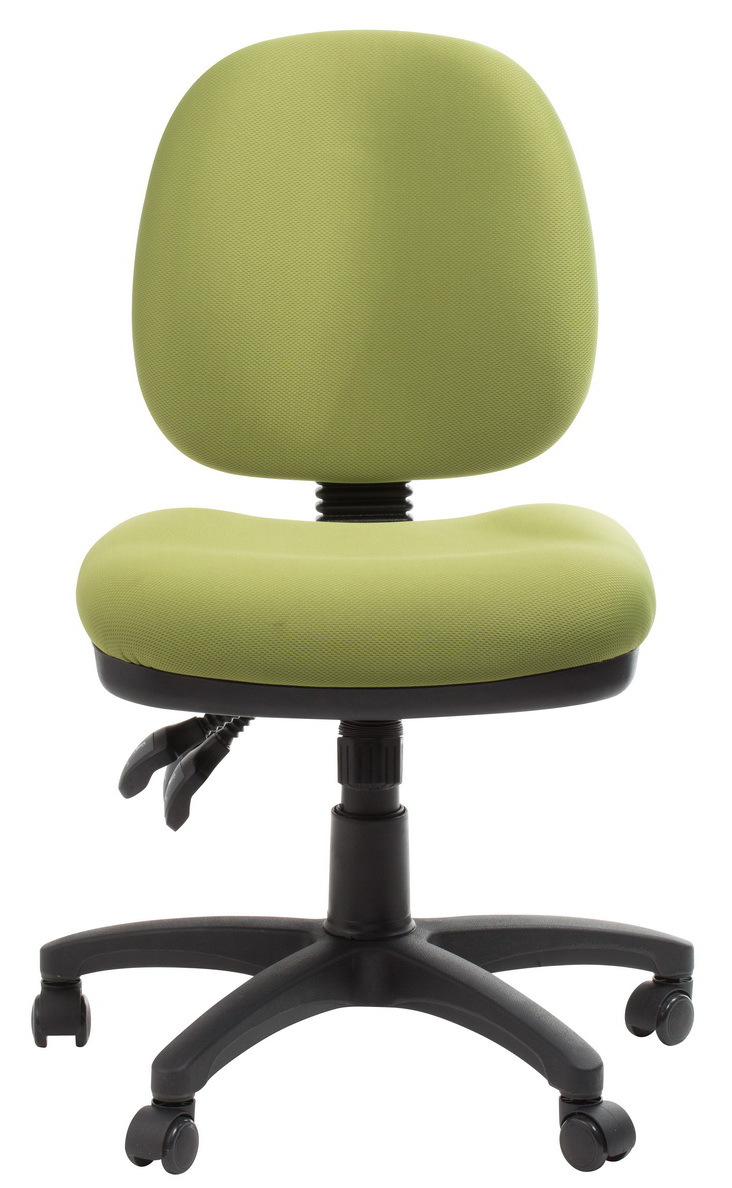 Office Chairs Canberra Melbourne Ergonomic Commercial Fabric Office Chair Green