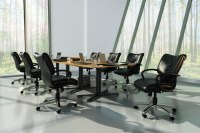 Looking For Best Conference Room Chairs with Wheels ...