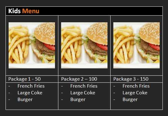 open office menu templates \u2013 bookhotels