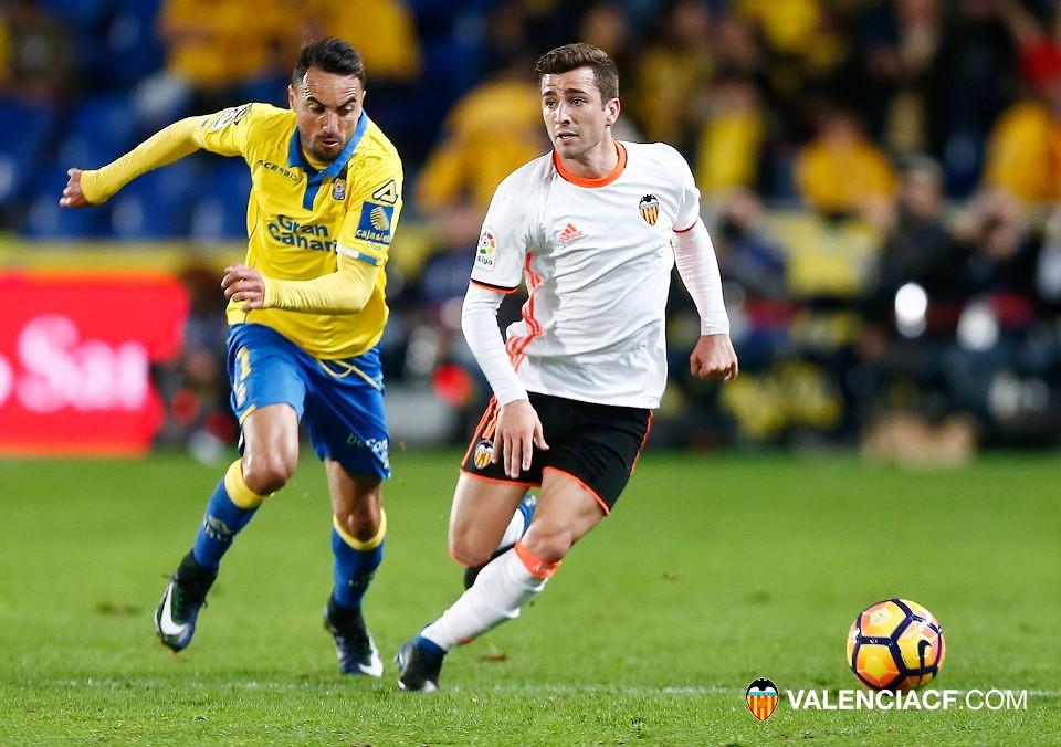 Las Palmas pincha el globo del Valencia (3-1), por @JordiSanchiss