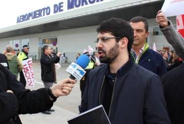 El portavoz de Ciudadanos en San Javier solicita la renuncia al acta de concejal de Carlos Jiménez