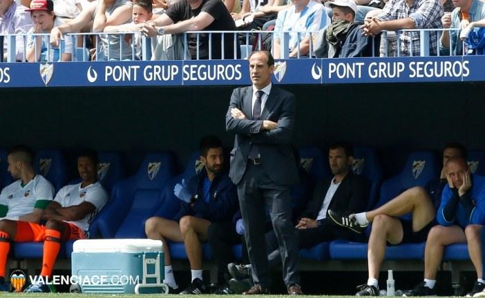 El Valencia no compite en Málaga y es derrotado con claridad (2-0), por @JordiSanchiss
