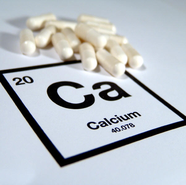 Calcium role in weight loss