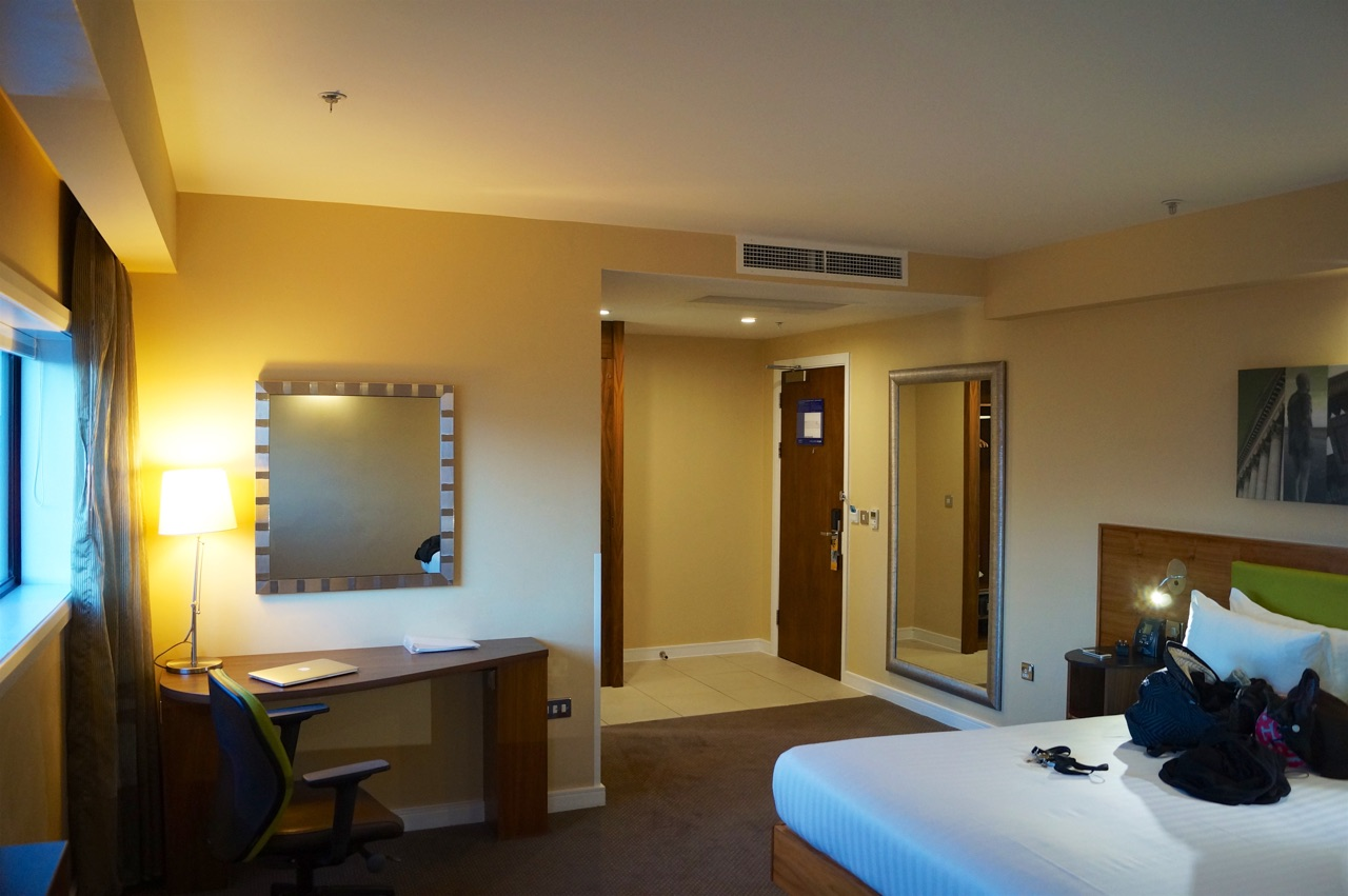 Hotel Bedroom Sizes Uk Hampton By Hilton Liverpool Airport Hotel Review