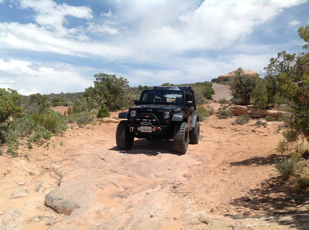 Jeep Trails Tv Towers Jeep Trail Saint George Utah