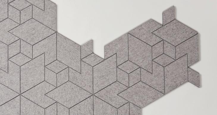 Modular Cityscapes Carpet By Allt Studio