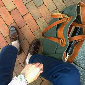 Finally its warm and dry cobblerunion timberland readwall jpantherluggage drivingshoeshellip