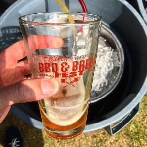 goodtimes at the BBQ amp Beer fest dogfishbeer hellbenderbeer calvertbrewinghellip