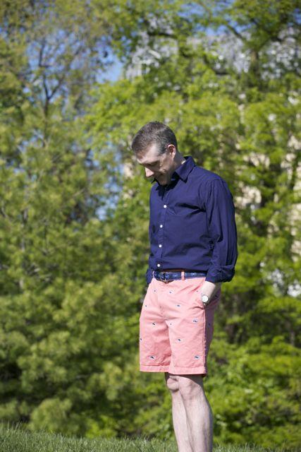 OTC Summer Style (Whale Shorts)