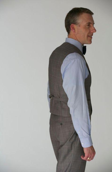Aspetto Vest Back
