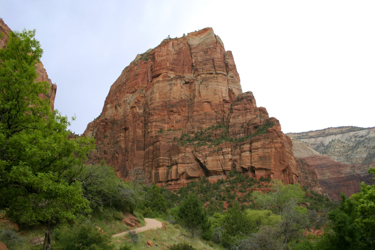Angels Landing Adventure, Anxiety and Beauty