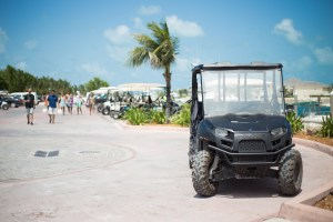 Golf Cart Ride Bimini