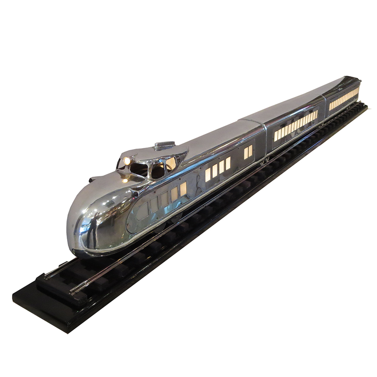 Art Deco Möbel Shop 6 Ft Art Deco Train General Streamline Model Off The Wall