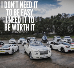 Success Is A Race…A Very Fast Race!