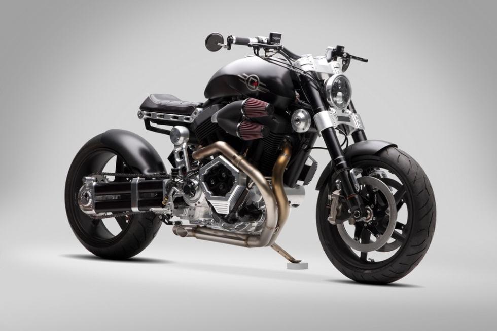 My Garage: Confederate Motorcycles' Hellcat X132