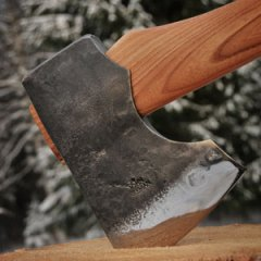 CRAFT TOOLS LIKE A MAN: A CARPENTER'S AXE TO GRIND